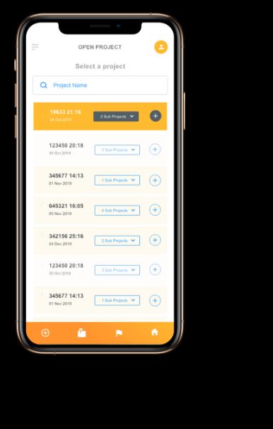 sign tracker app